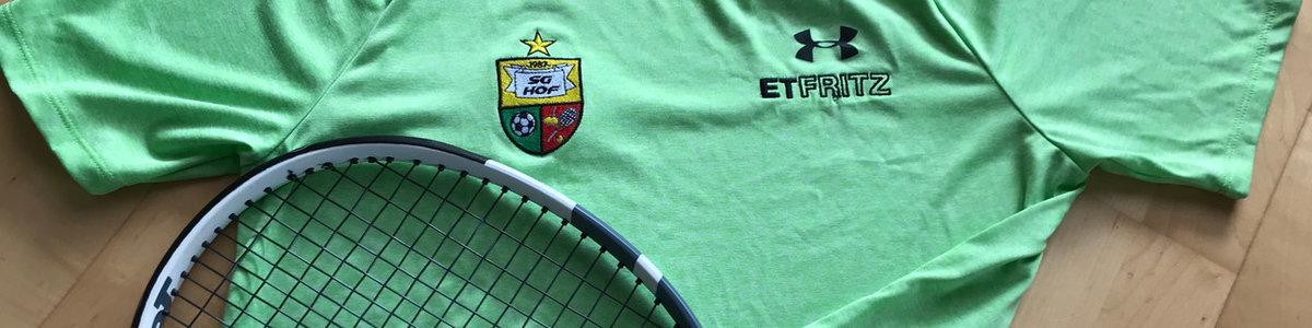 INFO - Tennisbetrieb