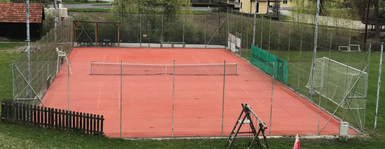 Eröffnung Tennisplatz ab 13.03.2021