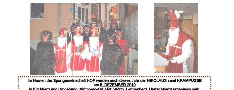 Nikolaus & Krampus