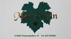 Buschenschank Monschein Trössengraben